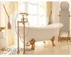 AquaStone Скарлет 170 – ванна из искусственного камня