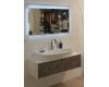 Aqwella Genesis 100 GEN0110MG – Комплект модульной мебели для ванной комнаты