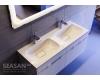 Aqwella Malaga 120 – комплект мебели для ванных комнат