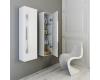 Aqwella Milan 100 – Подвесная мебель для ванных комнат с выдвижными ящиками