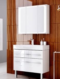 Aqwella Milan 100 Напольный комплект мебели