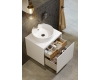 Aqwella Mobi 60 (Моби 60) Подвесная мебель для ванной под накладную раковину
