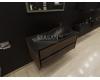 Armadi Art Bocciolo BCE126 – Подвесная мебель для ванной с асимметричной раковиной