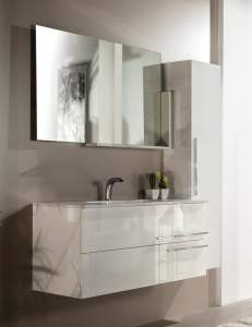 Armadi Art Caro CR комплект мебели для ванной