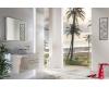 Armadi Art Caro CR – Подвесная мебель для ванной с раковиной-столешницей