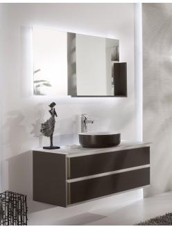 Armadi Art Cube CBL – Подвесная мебель для ванной с раковиной-чашей