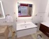 Armadi Art Dorato DR – Подвесная мебель для ванной с раковиной-столешницей