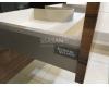 Armadi Art Luce LC91 – Подвесная мебель для ванной с раковиной-столешницей