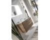 Armadi Art Luce LC111 – Подвесная мебель для ванной с раковиной-столешницей
