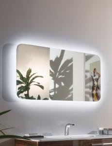 Armadi Art Moderno FL Зеркало для ванной со светодиодной подсветкой