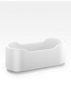 Armani Roca Baia – Ванна отдельностоящая белая матовая (248449000)