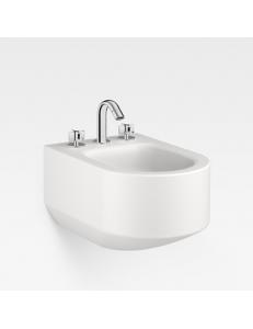Armani Roca Baia Биде подвесное с 3 отв. под смеситель, off-white