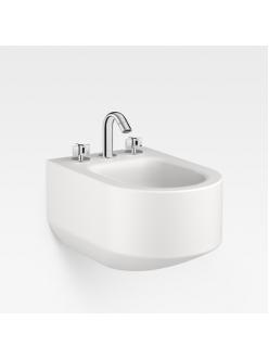 Armani Roca Baia – Биде подвесное с 3 отв. под смеситель, off-white (3570C6910)