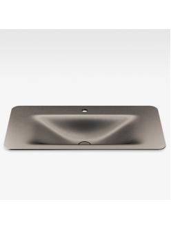 Armani Roca Baia – Раковина встраиваемая сверху 90 см, shagreen dark metallic (3270C0R70)