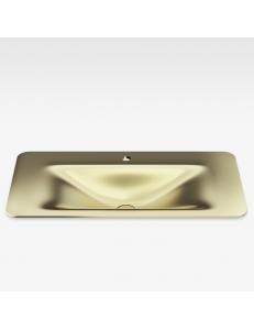 Armani Roca Baia Раковина встраиваемая сверху 90 см с 1 отв., matt gold