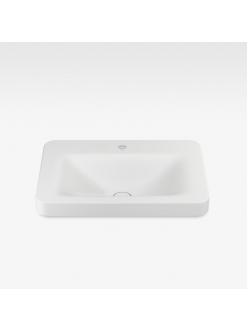 Armani Roca Baia – Раковина встраиваемая сверху 66 см, off-white (3270C6910)