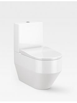 Armani Roca Baia – Унитаз моноблок безободковый, белый (3420C7000)