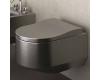 Armani Roca Baia – Унитаз подвесной безободковый, dark metallic (3460C7R40)