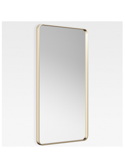 Armani Roca Baia – Зеркало 60 см с металлической рамкой, greige (812344040)
