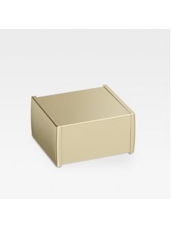 Armani Roca Island 816620040 – Держатель для туалетной бумаги с крышкой, цвет greige
