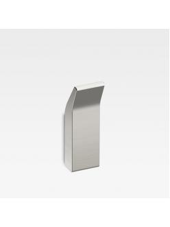 Armani Roca Island 816451057 – Крючок одинарный настенный, цвет brushed steel