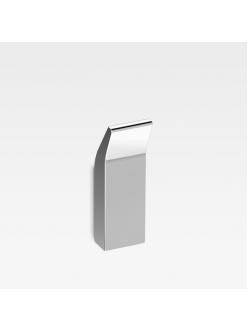 Armani Roca Island 816451001 – Крючок одинарный настенный, цвет хром
