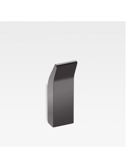 Armani Roca Island 816451039 – Крючок одинарный настенный, цвет nero