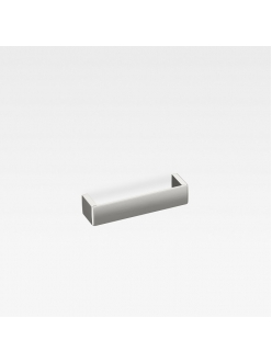 Armani Roca Island 816454057 – Полотенцедержатель для ванной 28,4 см, цвет brushed steel