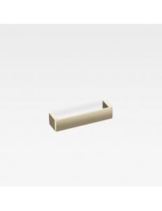 Armani Roca Island Полотенцедержатель для ванной 28,4 см, greige