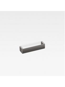 Armani Roca Island 816454039 – Полотенцедержатель для ванной 28,4 см, цвет nero