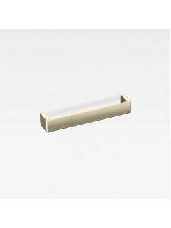 Armani Roca Island 816455040 – Полотенцедержатель для ванной 39,4 см, цвет greige