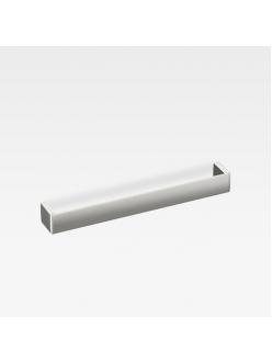 Armani Roca Island 816456057 – Полотенцедержатель 53,3 см, цвет brushed steel