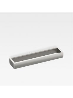 Armani Roca Island 816460057 – Полотенцедержатель 53,5 см, цвет brushed steel