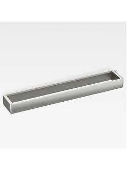 Armani Roca Island 816461057 – Полотенцедержатель - полочка 75,2 см, цвет brushed steel
