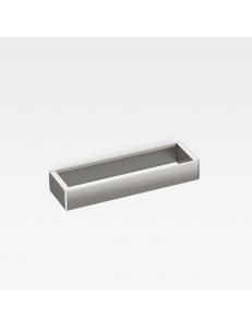 Armani Roca Island Полотенцедержатель 39,4 см, brushed steel