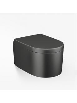 Armani Roca Island 346767R50 – Унитаз подвесной 57 см, цвет nero