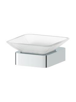 Artwelle Regen 8322 Мыльница для ванной настенная (Хром)