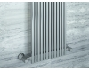 Benetto Равенна – Водяной полотенцесушитель из нержавеющей стали
