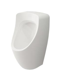 Bocchi Taormina 1383-001-0131 Писсуар подвесной, скрытый подвод, белый глянец 001