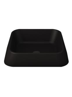 Bocchi Elba 1005-004-0125 Раковина накладная, черный матовый 004