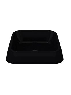 Bocchi Elba 1005-005-0125 Раковина накладная, черный глянец 005