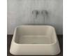 Bocchi Elba 1005-007-0125 Раковина накладная, жасмин матовый 007