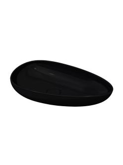 Bocchi Etna 1114-005-0125 Раковина накладная, черный глянец 005