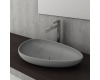 Bocchi Etna 1114-006-0125 Раковина накладная, серый матовый 006