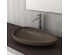Bocchi Etna 1114-025-0125 Раковина накладная, кофейный матовый 025