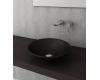Bocchi Lucca Venezia 1120-004-0125 Раковина накладная, черный матовый 004