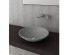 Bocchi Lucca Venezia 1120-006-0125 Раковина накладная, серый матовый 006