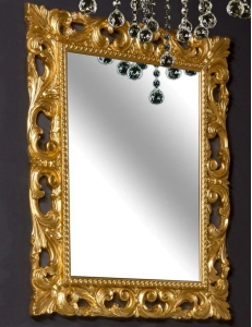 Boheme NeoArt 515-P Зеркало, золото поталь