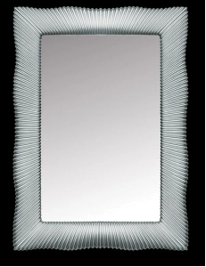 Boheme Soho 527 Зеркало, серебро