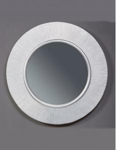 Boheme Shine 528-SL light Зеркало с подвсветкой, серебро
